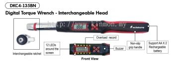 DKC4135BN - Digital Torque Wrench