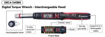 DKC4340BN - Digital Torque Wrench