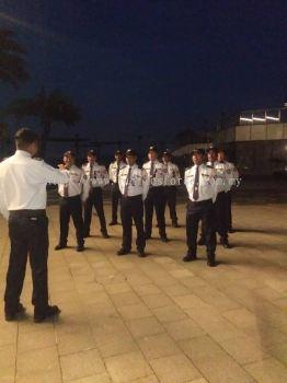 RAFFLES FORCE SECURITY LATEST PHOTO
