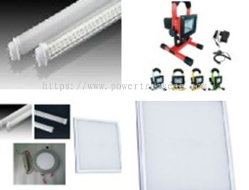 Lighting and Accessories
