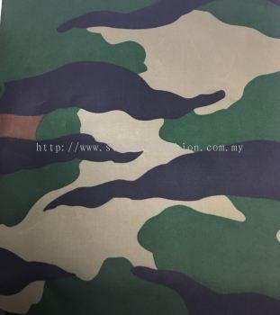 Camouflage PVC