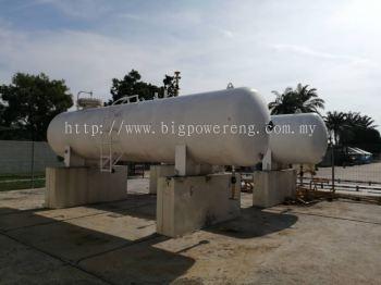 Used 10KL LPG Storage Tank