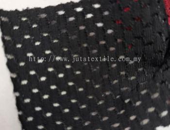 Microfibre Mesh Black