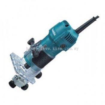 "MAKITA 3709 6MM (1/4"") TRIMMER"