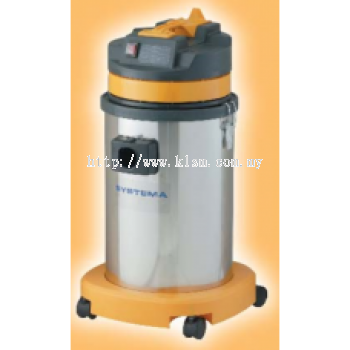 SYSTEMA 30L INDUSTRIAL VACUUM CLEANER