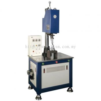 ULTRASONIC SPIN WELDING MACHINE