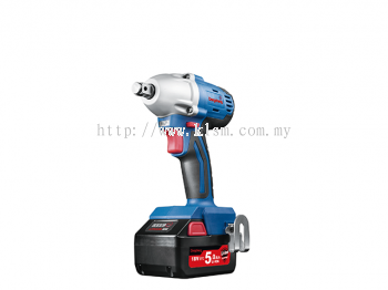 DONG CHENG 18V 5.0AH CORDLESS BRUSHLESS IMPACT WRENCH DCPB18E