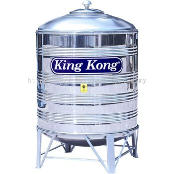 King Kong Stainless Steel Water Tank Malaysia HR 500 (5000 Litres / 1100 Gallons)