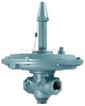 BALANCED REGULATOR For 300�� F SERVICE PYRONICS MODEL BZR-300