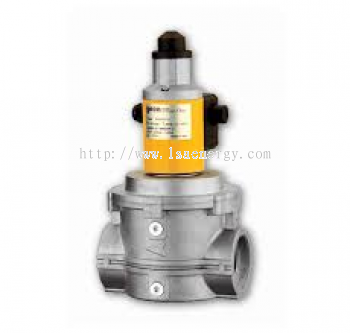 AUTOMATIC GAS VALVES - SLOW OPENING / FAST CLOSING 1-1/4��, 1-1/2�� AND 2�� �C PMAX 360 MBAR