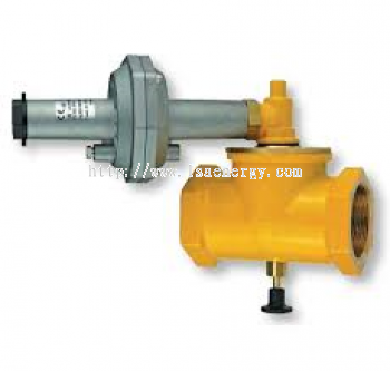 SLAM SHUT OFF VALVES -1 ¼�� , 1 ½�� , 2���C OPSO �C PMAX 6 BAR