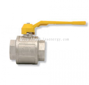 GAS BALL VALVES, FULL FLOW - FF - DN65-80-100