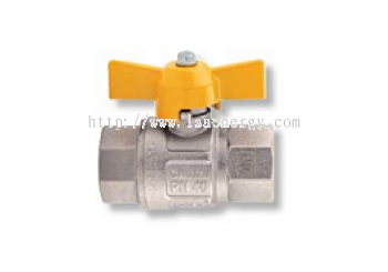 GAS BALL VALVES FULL FLOW T-HANDLE FF