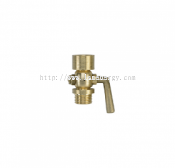 PRESSURE GAUGE HOLDER VALVES WITH MALE THROUGH BOLT