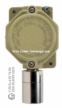 SE193K CATALYTIC SENSOR WITH EXPLOSION-PROOF CASE
