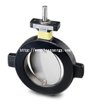 VKF41 FLANGED BUTTERFLY VALVES