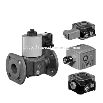 Biogas: Program overview-Special gases Pressure switches