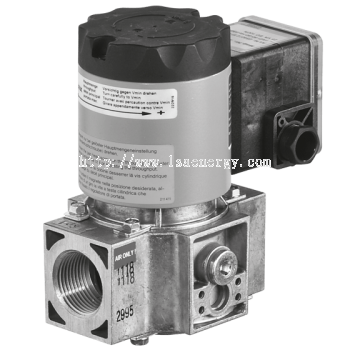 LV-D/4, LV-D/5: Single-stage air solenoid valve