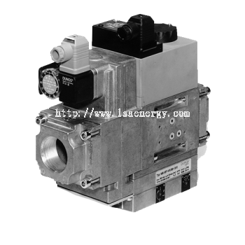 MB-VEF 415-425 B01: GasMultiBloc®, Control and safety combination, Gas-air-ratio control