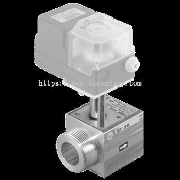 DMK Rp: Motor butterfly valve