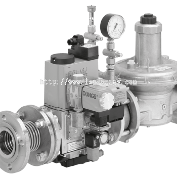 Gas Control, Measurement and Safety Systems