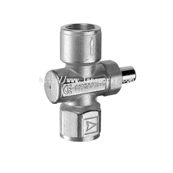 Push Button Shutoff Valve install - Push Button Valve (PBV) for Pressure Gauges (USA/CDN)