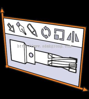 TDM 2D-Graphic Editor