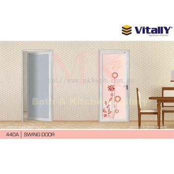 440A SWING DOOR  sc 1 st  NEWPAGES & Selangor Vitally Aluminium Door from MK Bath \u0026 Kitchen Gallery
