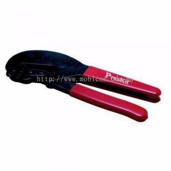 Fiber Optic Crimping Tool