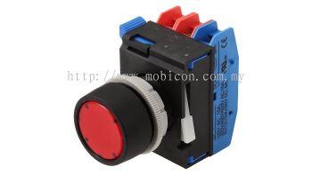 ECS-P1 Flat Type Momentary Pushbutton Switch