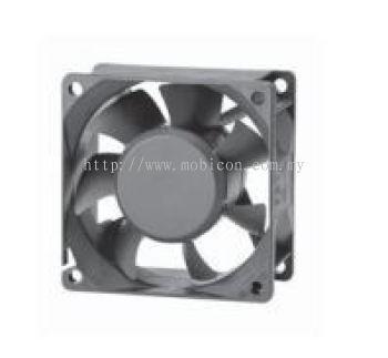 70x70x25 mm MagLev Motor AC Fan