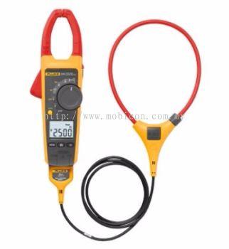 Fluke 376 True-rms AC/DC Clamp Meter with iFlex™