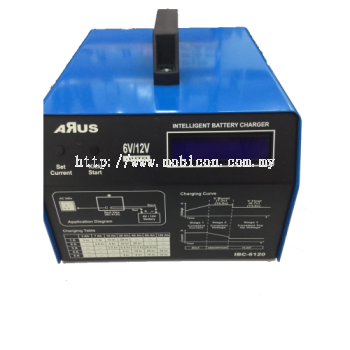 Intelligent Battery Charger IBC-6120