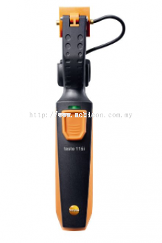 Testo 115 i - clamp thermometer with smartphone operation