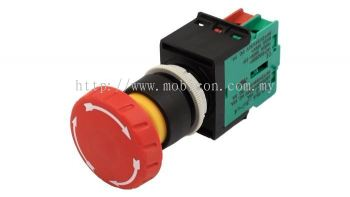 ECS-E1(M1) Mushroom Type Emergency Stop Switch