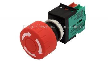 ECS-E1(M2) Big Mushroom Type Emergency Stop Switch