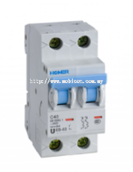 UEB-63 series miniature circuit breaker