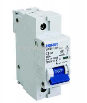 UEB-100 series miniature circuit breaker
