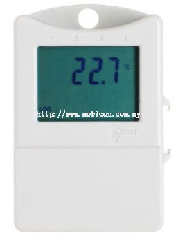 Datalogger - thermometer with display