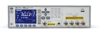 Capacitance Meter, E4981A