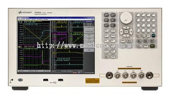 Impedance Analyzer, 20Hz to 10/20/30/50/120MHz, E4990A
