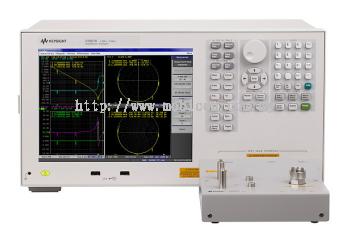 Impedance Analyzer, 1MHz to 500MHz/1GHz/3GHz, E4991B