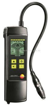 Testo 316-2 - Gas leak detector