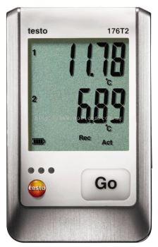 testo 176 T2 - Temperature logger