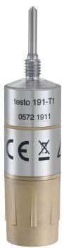 testo 191-T1 - HACCP temperature data logger with short, rigid probe
