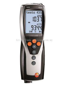 testo 435-2 - Indoor air quality meter