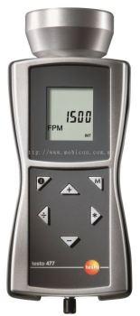testo 477 - LED stroboscope