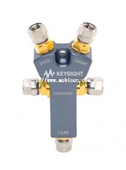 KEYSIGHT 85520A 4-in-1 OSLT Mechanical Calibration Kit, DC to 26.5 GHz, Type-3.5mm (m) 50 ohm