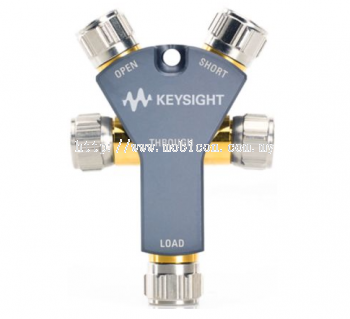 KEYSIGHT 85518A 4-in-1 OSLT Mechanical Calibration kit, DC to 18 GHz, Type-N (m) 50 ohm