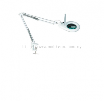 PROSKIT - MA-1215CF TABLE CLAMP MAGNIFIER WITH WORKBENCH LAMP